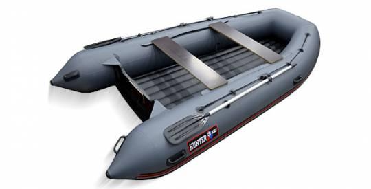 Лодка Хантер 360 А