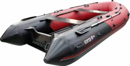 Лодка ПВХ Хантер 380 ПРО