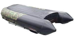 Лодка ПВХ Хантер 420 ПРО