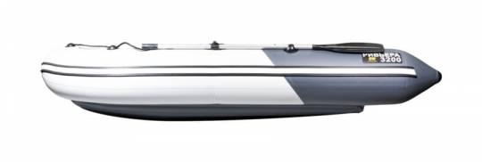 Лодка из ПВХ Ривьера Компакт 3200 НДНД