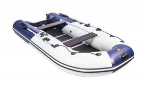 Лодка из ПВХ Ривьера 3600 СК Компакт