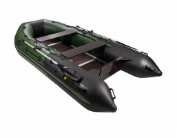 Лодка из ПВХ Ривьера 3400 СК Максима