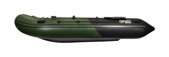 Лодка из ПВХ Ривьера 3600 СК Максима