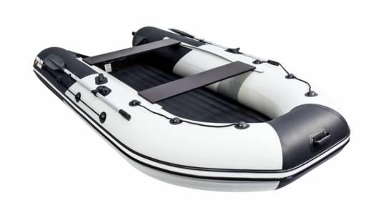 Лодка из ПВХ Ривьера 3600 НДНД (килевая)