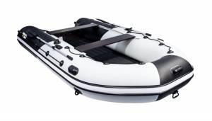 Лодка из ПВХ Ривьера 3800 НДНД Килевая