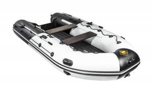 Лодка из ПВХ Ривьера 3600 НДНД (гидролыжа)
