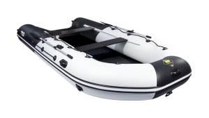 Лодка из ПВХ Ривьера 4300 НДНД Килевая