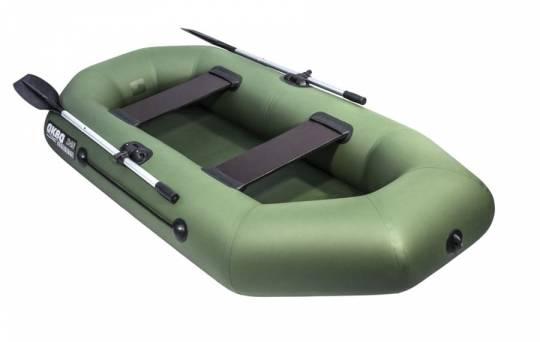 Лодка из ПВХ Аква-Оптима 240