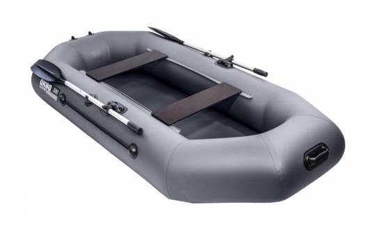 Лодка из ПВХ Аква-Мастер 280