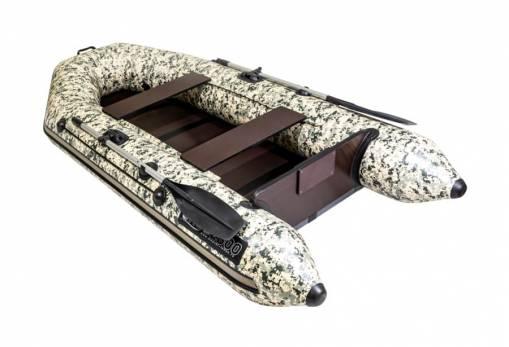 Лодка ПВХ АКВА 2800 СКК