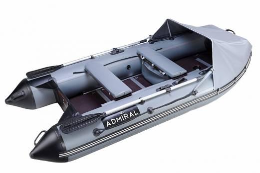 Лодка из ПВХ Адмирал 305 Classic Lux