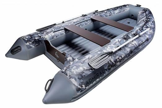 Лодка из ПВХ Адмирал 330 CF НДНД