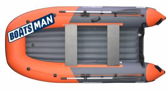 Лодка ПВХ Boatsman BT320A с НДНД