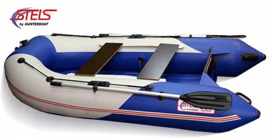 Лодка из ПВХ Стелс 275 АЭРО