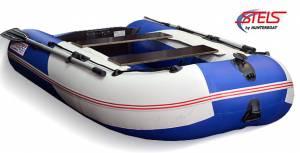 Лодка ПВХ Стелс 255 АЭРО