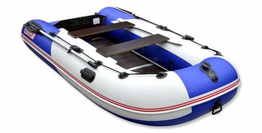 Лодка из ПВХ Стелс 295