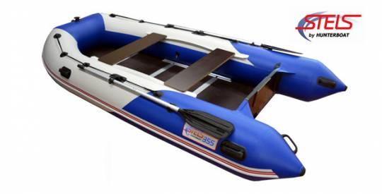 Лодка из ПВХ Стелс 355