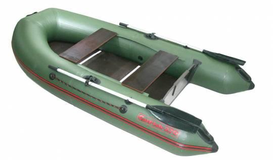 Лодка ПВХ CatFish 270
