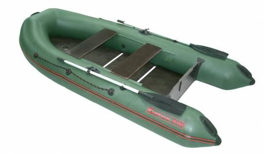 Лодка ПВХ Мнев и К CatFish 310