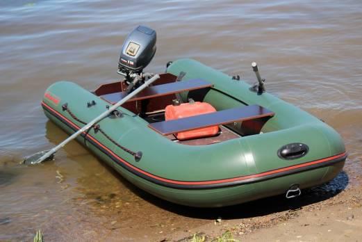 Лодка ПВХ CatFish 340