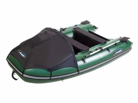 Лодка ПВХ Gladiator E380