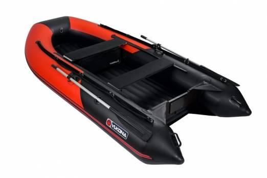 Лодка ПВХ Yukona 410 НДНД