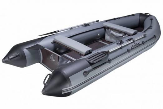 Лодка из ПВХ Адмирал 375 Sport Lux
