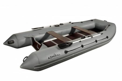 Лодка из ПВХ Адмирал 480