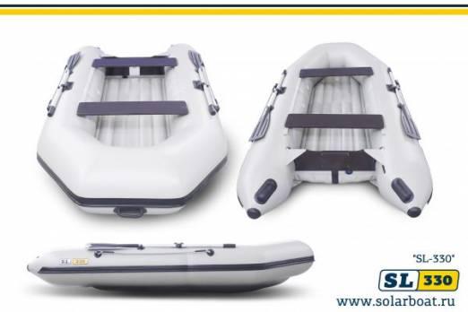 Лодка ПВХ SL-330