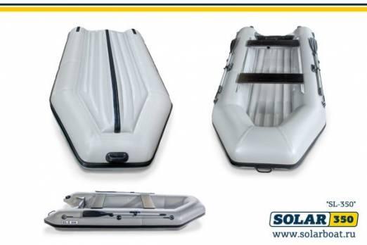 Лодка ПВХ SL-350