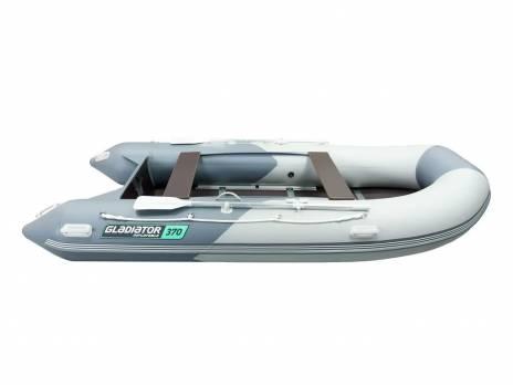 Лодка ПВХ GLADIATOR B370R