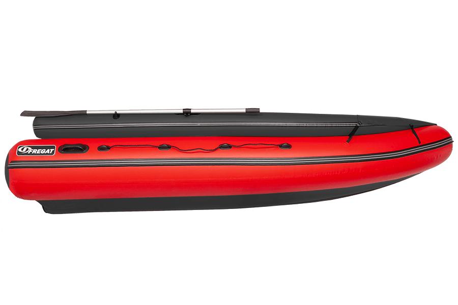 Лодка ПВХ Фрегат 350 FM Lux (ФМ Люкс)