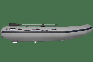 Лодка ПВХ Фрегат 390 FM Light Jet/L/S (ФМ Лайт Джет/Л/С)