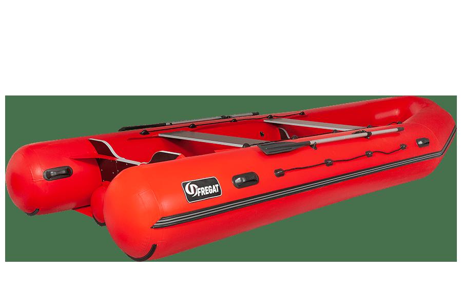 Лодка ПВХ Фрегат 550 FM Light Jet (ФМ Лайт Джет)