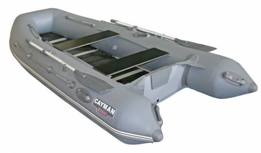 Лодка ПВХ «Кайман N-330» пайол 12 мм.