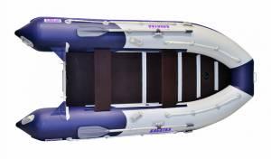 Лодка ПВХ Касатка-385 Sport