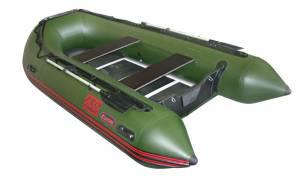 Лодка ПВХ Комбат «CMB-380Pro»