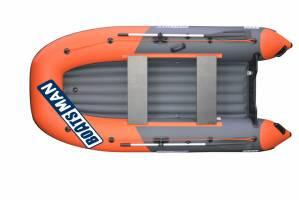 Лодка ПВХ Boatsman НДНД лодка BT340A