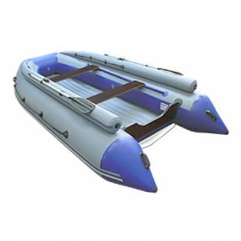 Лодка ПВХ REEF 390FНД с фальшбортом