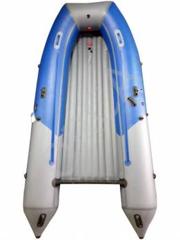 Лодка ПВХ Orca GT 380 НДНД