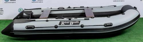 Лодка ПВХ RiverBoats RB 430 (НДНД)