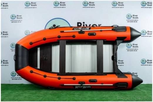 Лодка ПВХ RiverBoats RB 430