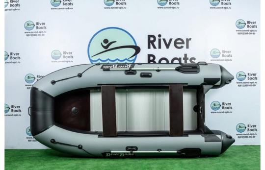 Лодка ПВХ RiverBoats RB 350 (алюминиевый пол)