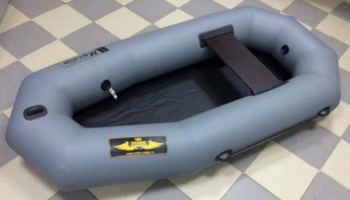 Лодка ПВХ Муссон R195 (с гребками)