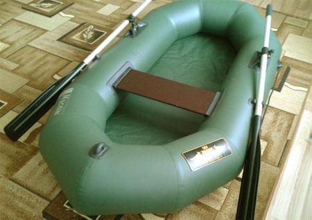Лодка ПВХ Муссон R200 (с гребками)