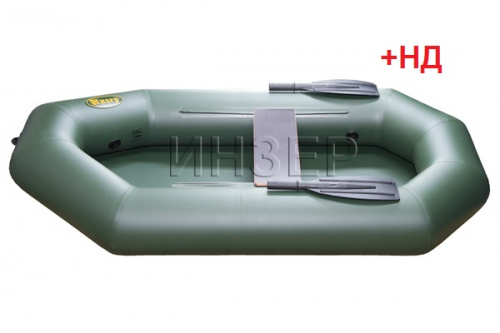 Лодка ПВХ Инзер 1 гр (270) НД