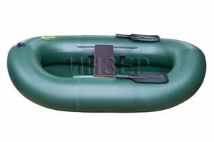 Лодка ПВХ Инзер 1 в (190) (весла)