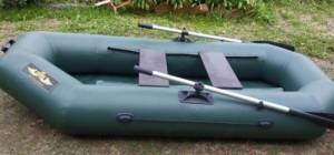 Лодка ПВХ Муссон S240