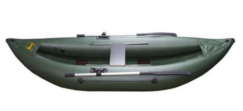 Лодка ПВХ Инзер Каноэ В