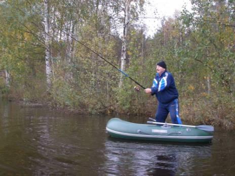 Лодка ПВХ TUZ-240 НД